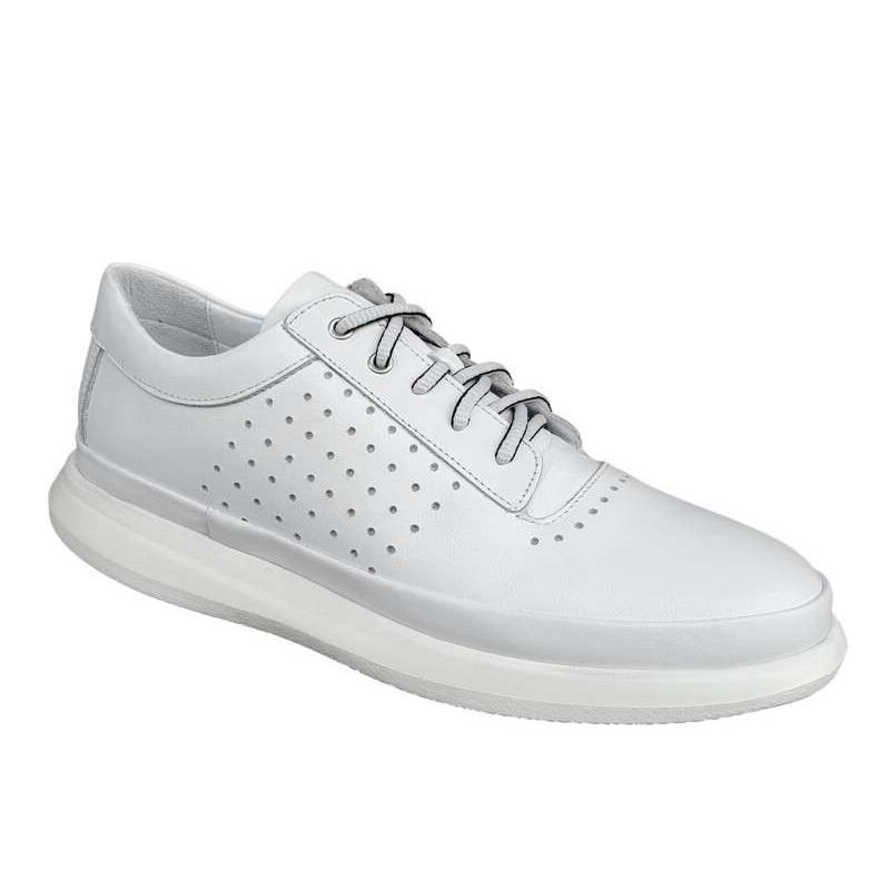 Boxer 19051 10-001 Λευκό   Sport Ανδρικά Παπούτσια