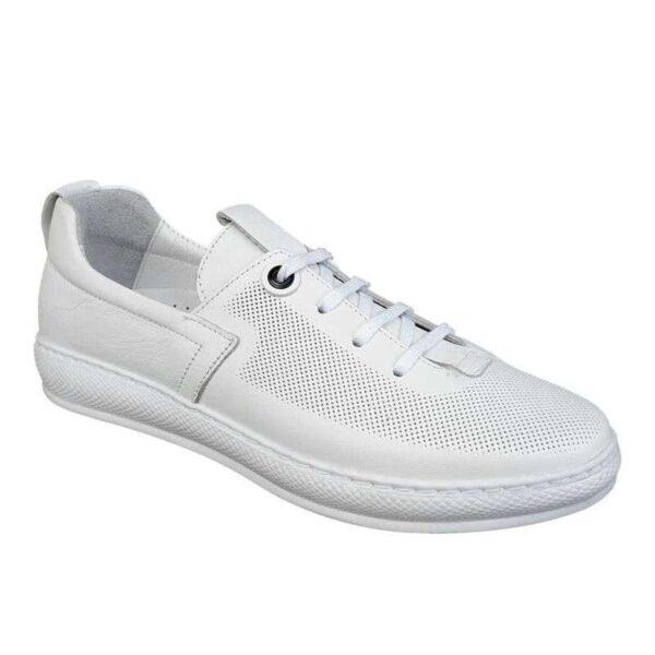 Boxer 96028 10-001 Λευκό | Γυναικεία Sport - Sneakers