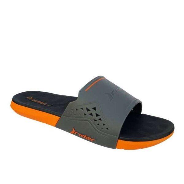 RIDER 780-21012 Orange Grey Ανατομικές Ανδρικές Σαγιονάρες