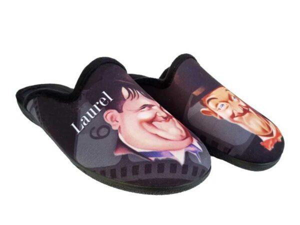Adam's 624-21552 Ανδρικές Παντόφλες | Laurel Hardy
