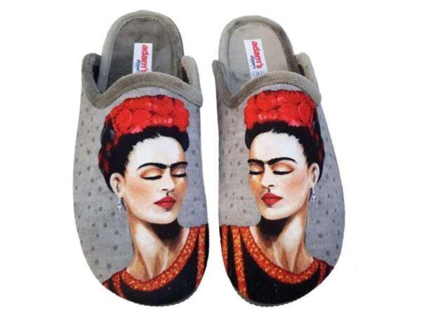 Adam's 624-21621 Frida Kahlo - Γυναικείες Παντόφλες