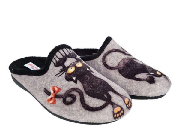 Adam's 701-21520 Cats Ανατομικές Γυναικείες Παντόφλες