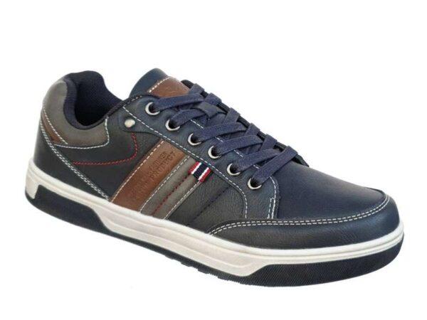 B-Soft 19288 Μπλε Ανδρικά Sneakers